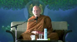Dhamma Talk with Q&A
