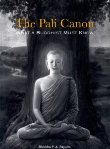 The Pali Canon: What a Buddhist Must Know รูปภาพ 1