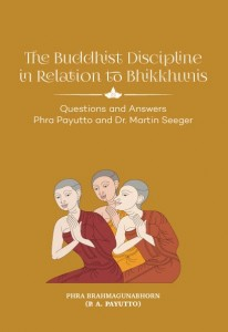 The Buddhist Discipline in Relation to Bhikkhunis: Questions ... รูปภาพ 1